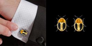 Cufflinks & Black Tie 15