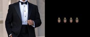 Cufflinks & Black Tie 14