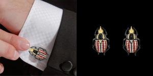 Cufflinks & Black Tie 13