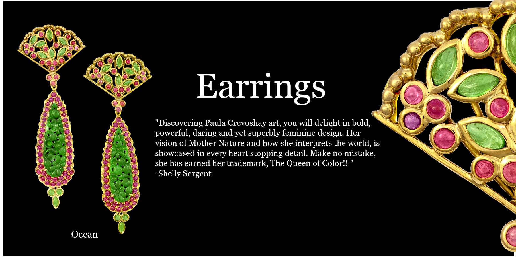 Crevoshay Earrings