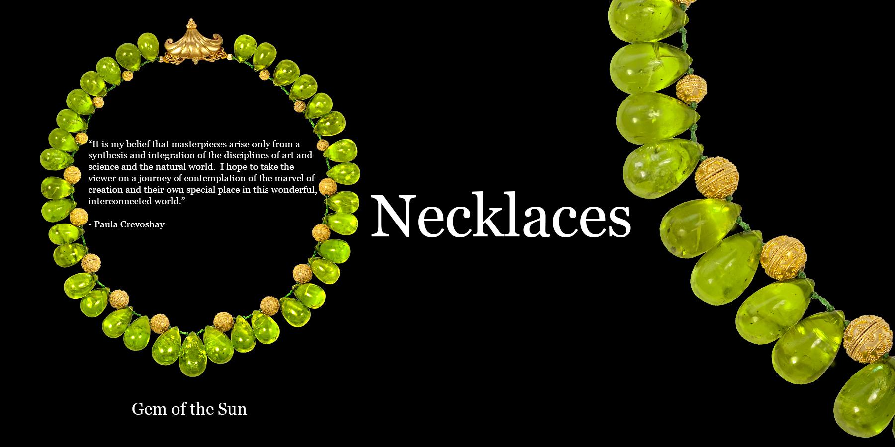 Crevoshay Necklaces