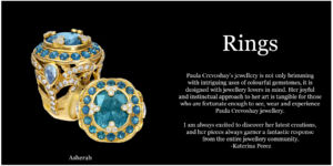 Crevoshay Rings
